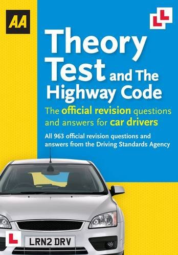 Theory Test and Highway Code: AA Driving Test by AA Publishing