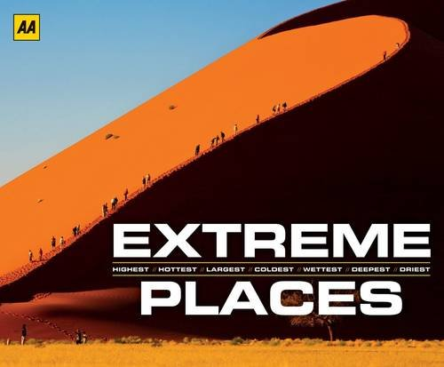 Extreme Places By AA Publishing