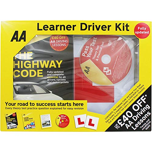 AA Learner Driver Kit