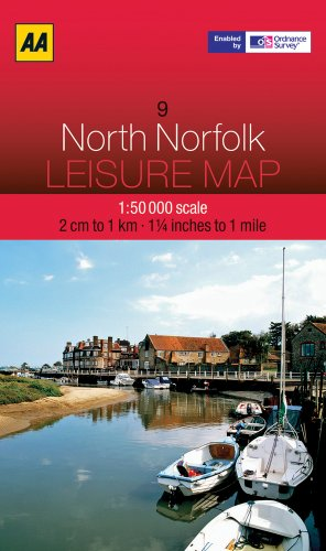 North Norfolk By AA Publishing