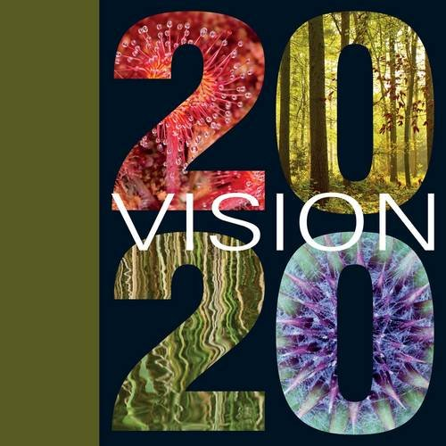 2020 VISION: One Vision to Rebuild Our Natural Home (Aa) By AA Publishing