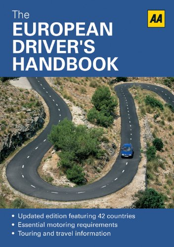 The European Driver's Handbook by AA Publishing