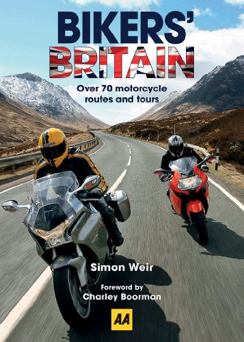 Bikers' Britain: Great Motorbike Rides by Simon Weir