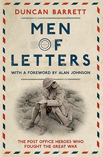 Men of Letters By Duncan Barret
