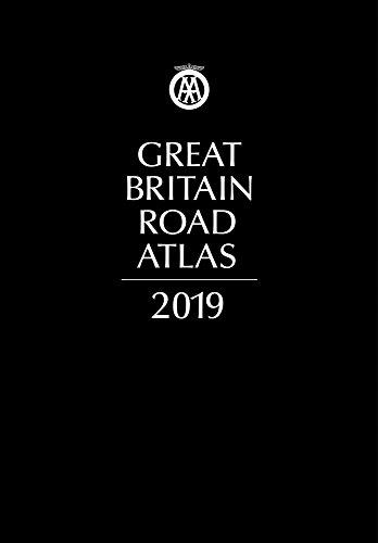 AA Great Britain Road Atlas 2019 By AA Publishing
