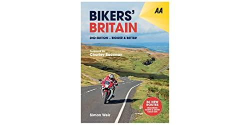 Bikers' Britain By Simon Weir