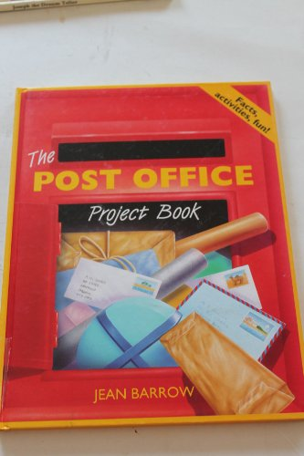 The Post Office Project Book By Jean Barrow