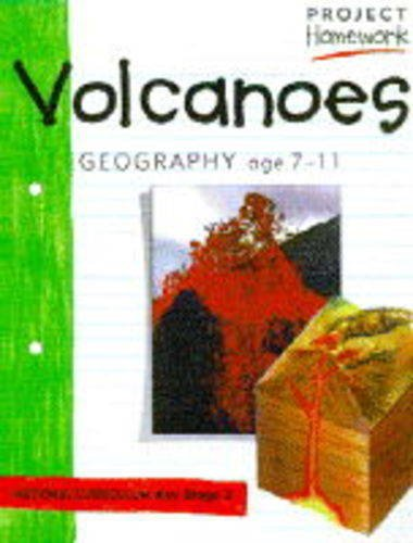 Volcanoes By Jacqueline Dineen