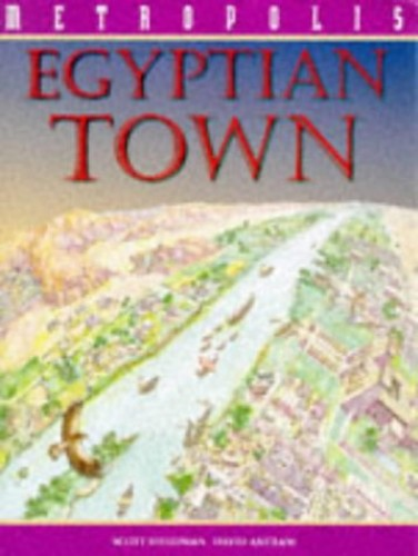 An Egyptian Town By Hazel Mary Martell