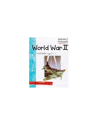 The Second World War By Rachel Wright