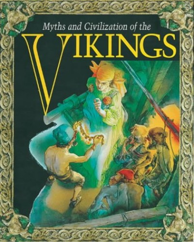 Vikings By Hazel Martell