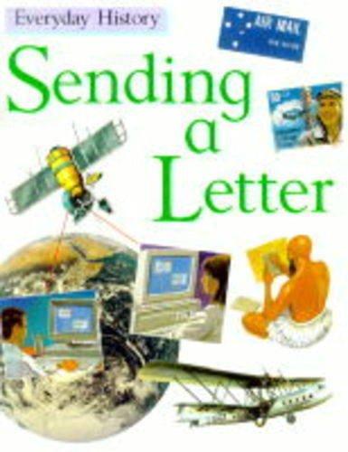 Sending a Letter by Alex Stewart