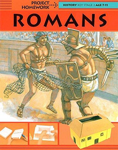 Romans By Ike Corbishly