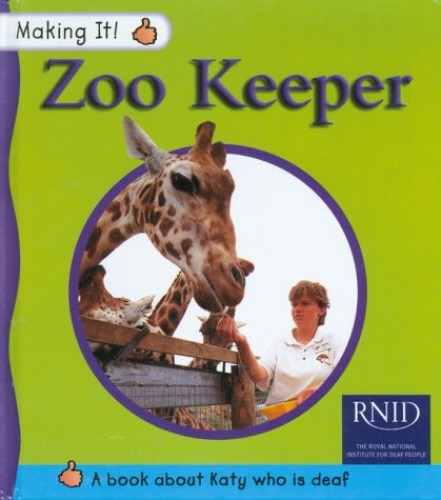 Zoo Keeper By E Archer