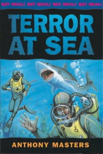Terror At Sea By Anthony Masters