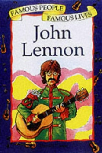 John-Lennon-Famous-People-Famous-Lives-by-Harriet-Castor-0749643501-The-Cheap