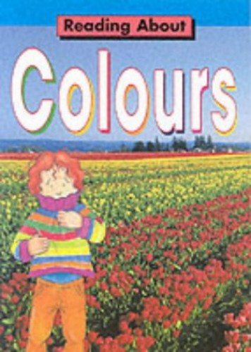Colours Reading About By Stewart Ross Used Very Good border=