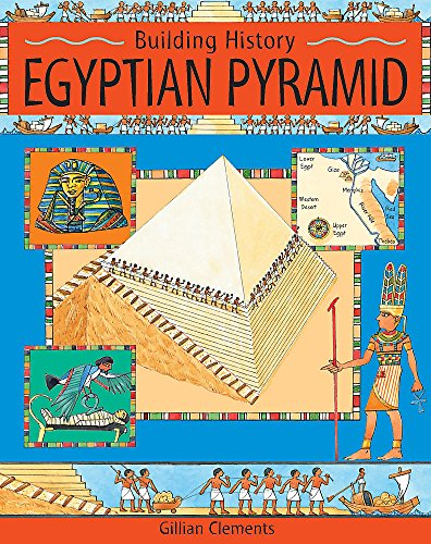 Egyptian Pyramid By Gillian Clements