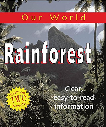 Rainforests By Kate Jackson Bedford