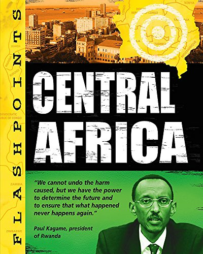 Flashpoints: Central Africa By N Barber