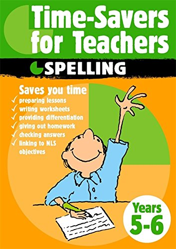 Spelling Years 5-6 By Hachette Children's Books