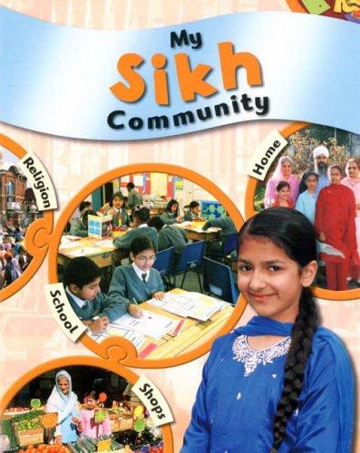 My Community: My Sikh Community By Kate Taylor