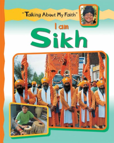 I-Am-Sikh-Talking-About-My-Faith-by-Senker-Cath-0749659327-The-Cheap-Fast