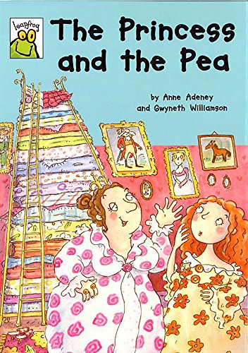 Leapfrog Fairy Tales: The Princess and The Pea By Anne Adeney