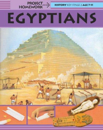 Egyptians By Mike Corbishly