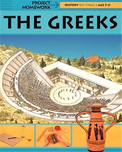 Project Homework: Greeks By Rachel Wright