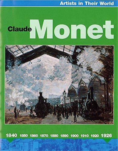 Claude Monet By Susie Hodge