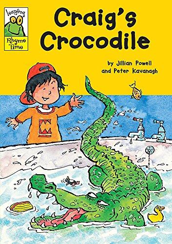 Leapfrog Rhyme Time: Craig's Crocodile By Jillian Powell