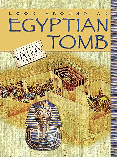 VIRTUAL HISTORY TOURS: Look Around An Egyptian Tomb By Liz Gogerly