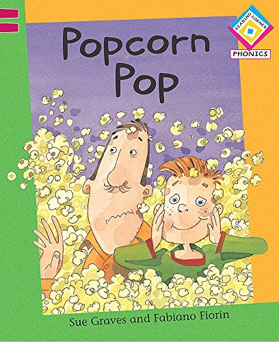 Popcorn Pop: Level 2, Bk. 1 by Sue Graves