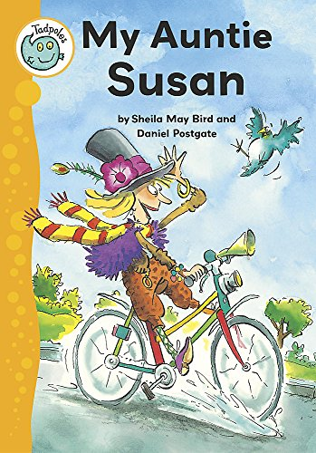 Tadpoles: My Auntie Susan By Sheila May Bird