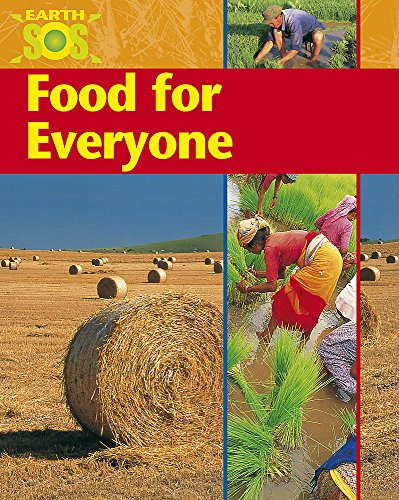 Earth SOS: Food For Everyone By Jenny Vaughan