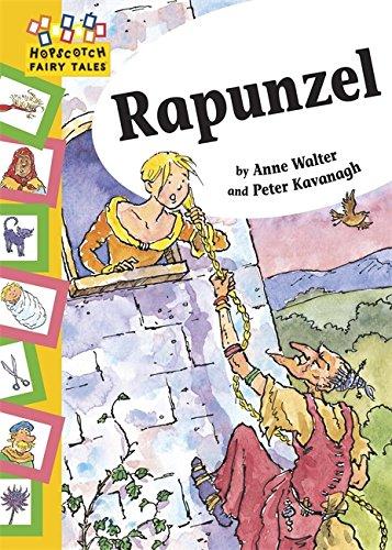 Hopscotch: Fairy Tales: Rapunzel By Anne Walter