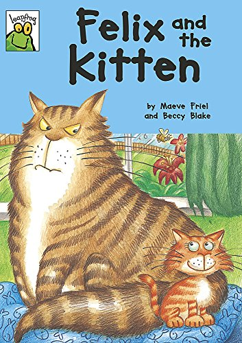 Leapfrog: Felix and the Kitten By Maeve Friel