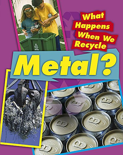 What Happens When We Recycle: Metal By Jillian Powell
