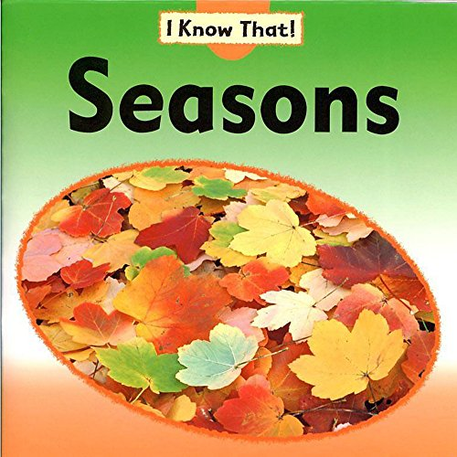 The Seasons By Claire Llewellyn