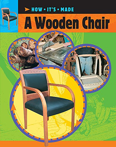 How It's Made: A Wooden Chair By Sarah Ridley