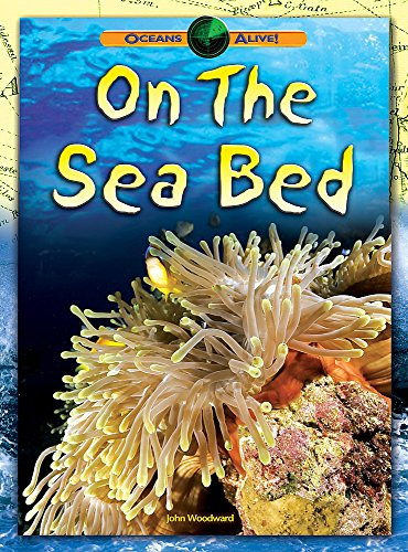 Oceans Alive: On The Sea Bed By John Woodward