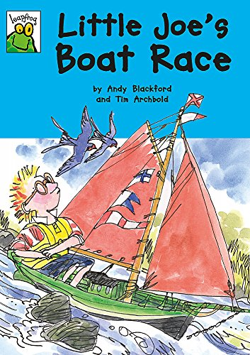 Leapfrog: Little Joe's Boat Race By Andy Blackford