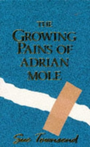 The Growing Pains of Adrian Mole by Townsend, Sue Hardback Book The Cheap Fast