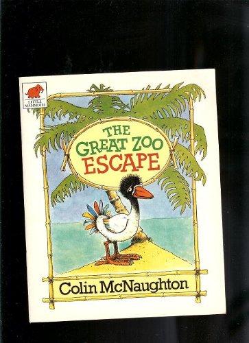 The Great Zoo Escape By Colin McNaughton