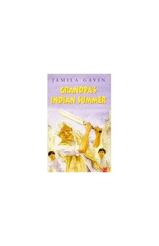 Grandpa's Indian Summer By Jamila Gavin