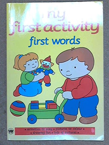 First Words By Brenda Apsley