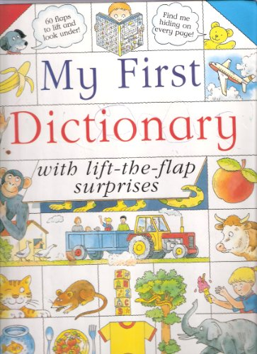 My First Dictionary By Brenda Apsley
