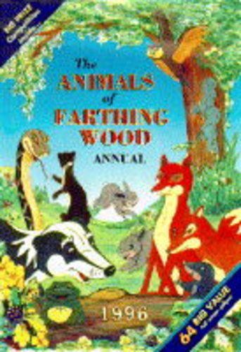 Animals of Farthing Wood Annual By Brenda Apsley