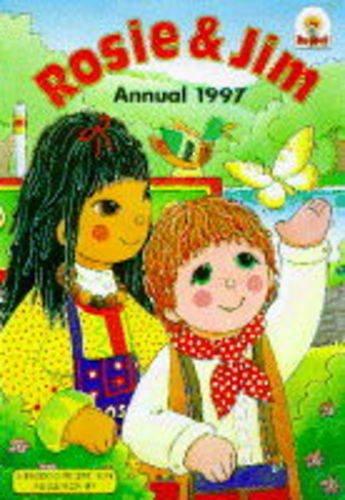 Rosie and Jim Annual By Kjartan Poskitt